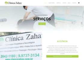 Clinicazahav.com.br thumbnail