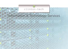 Clinton.tech thumbnail