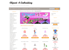 Clipart-4-embroidery.com thumbnail