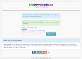 Clipdownloader.cc thumbnail