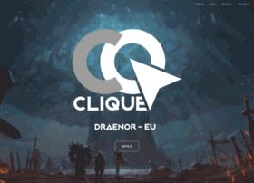 Cliqueguild.eu thumbnail