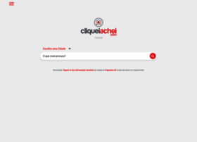 Cliqueiachei.com.br thumbnail