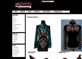 Clotheshorseconnection.com thumbnail