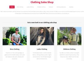 Clothingsaleshop.co.uk thumbnail