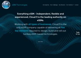 Cloud9-mobile.co.uk thumbnail