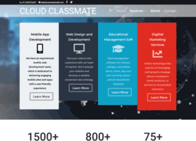 Cloudclassmate.com thumbnail