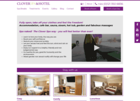 Cloverspa.co.uk thumbnail