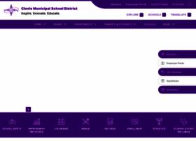 Clovis-schools.org thumbnail