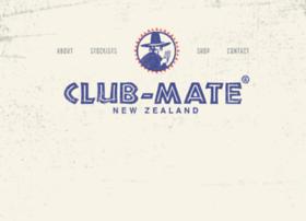 Club-mate.nz thumbnail