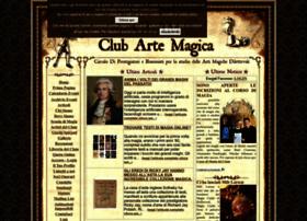 Clubartemagica.org thumbnail