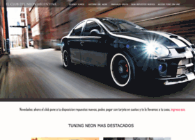 Clubdelneon.com.ar thumbnail