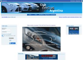 Clubfocusargentina.com.ar thumbnail