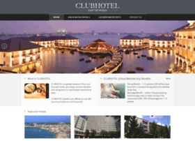 Clubhotel.com thumbnail