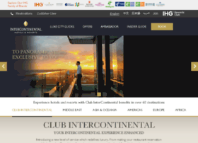 Clubintercontinental.com thumbnail