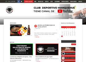 Clubmanquehue.cl thumbnail