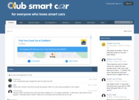 Clubsmartcar.com thumbnail