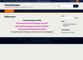 Clustertherapeut.de thumbnail