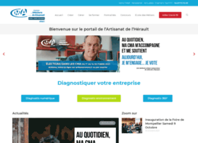 Cma-herault.fr thumbnail