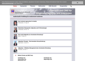Cme-symposium.org thumbnail