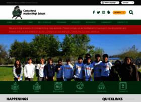 Cmhs.schoolloop.com thumbnail
