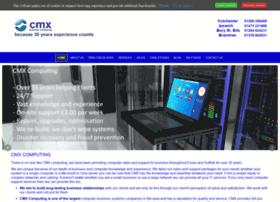 Cmx.co.uk thumbnail