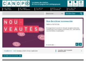Cndp.fr thumbnail