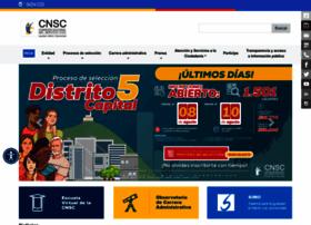 Cnsc.gov.co thumbnail