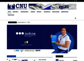 Cnu.edu.ni thumbnail