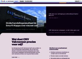 Cnvvakmensen.nl thumbnail