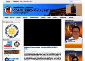 Coa.gov.ph thumbnail
