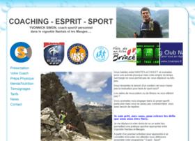 Coach-esprit-sport.fr thumbnail