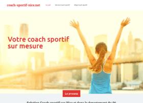 Coach-sportif-nice.net thumbnail
