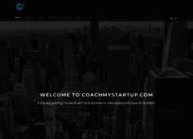 Coachmystartup.com thumbnail