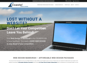 Coastalwebsitedesigns.com.au thumbnail