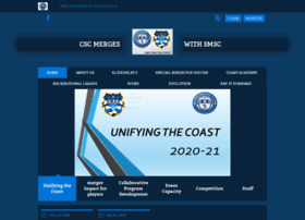 Coastsoccerclub.org thumbnail