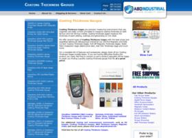 Coating-thickness-gauge.net thumbnail