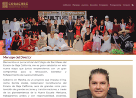 Cobachbc.edu.mx thumbnail