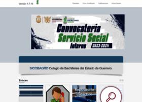 Cobachgro.edu.mx thumbnail