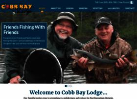 Cobbbaylodge.com thumbnail