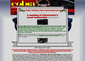 Cobracountry.com thumbnail