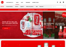Coca-colastore.com thumbnail