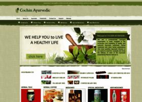 Cochinayurvedic.in thumbnail