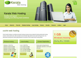 Cochinwebhosting.co.in thumbnail