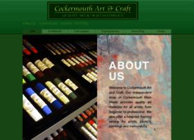 Cockermouthartandcraft.co.uk thumbnail