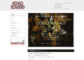 Cocosound.jp thumbnail