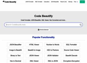 Codebeautify.org thumbnail