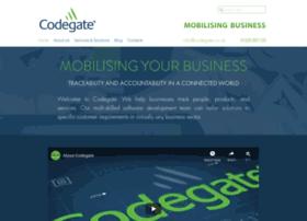 Codegate.co.uk thumbnail