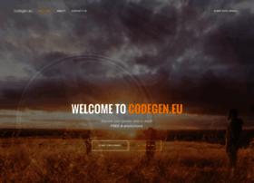 Codegen.eu thumbnail