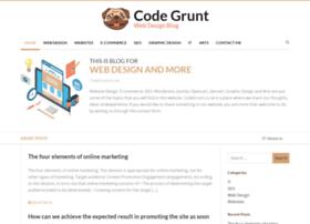 Codegrunt.co.uk thumbnail