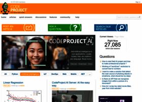 Codeproject.com thumbnail